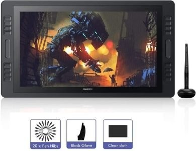 comprar huion canvas pro 20